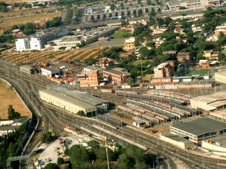 Ligne A du métro de Rome