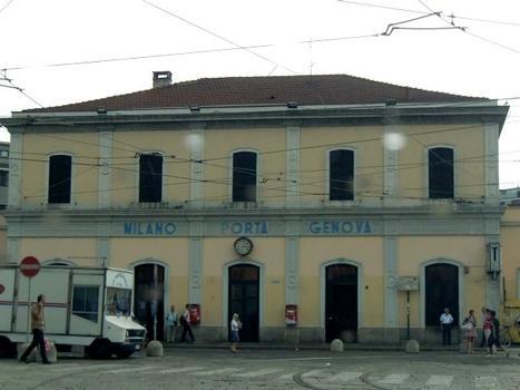 Milano Porta Genova FS station