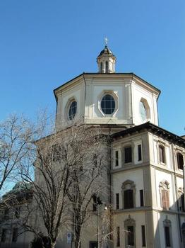 Church of San Bernardino alle ossa