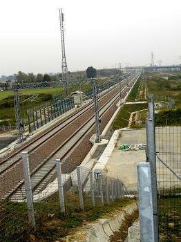 LGV Milan-Bologne