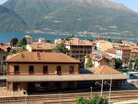Bellano Tartavalle Terme Railways Station