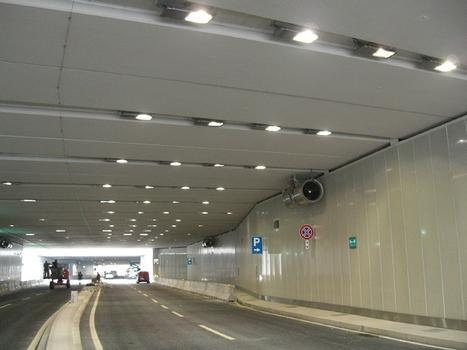Tunnel Via del Nord