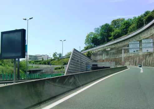 Tunnel de Rochecardon