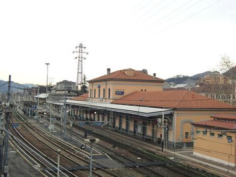 Lecco Railways Station