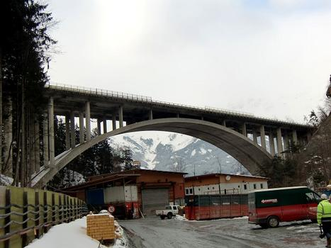 Bergisel Bridge
