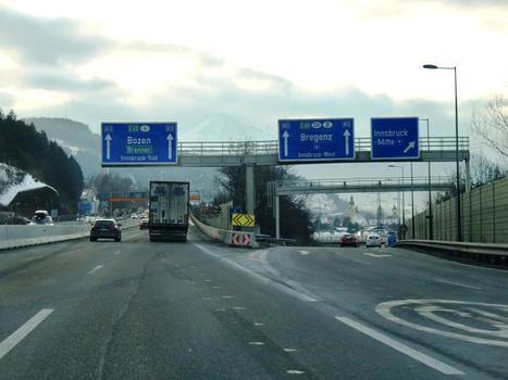 Autobahn A 12 (Österreich), Autobahn A 13 (Österreich)