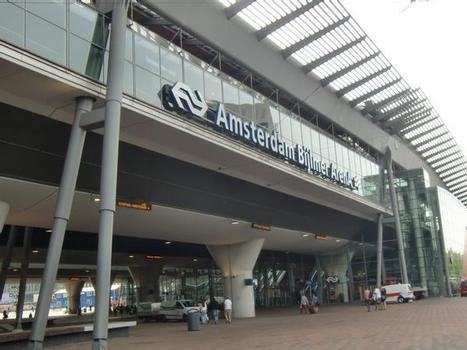 Bahnhof Amsterdam Bijlmer ArenA
