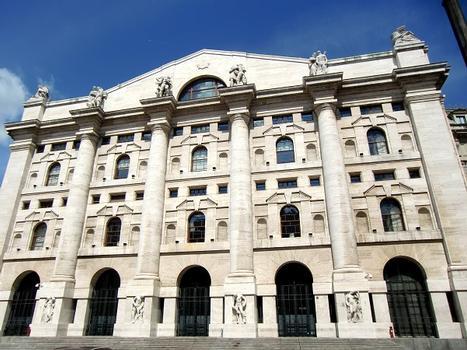 Palazzo Mezzanotte (Borsa)