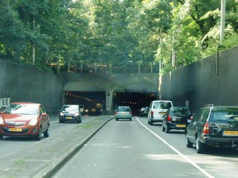 Maas Tunnel, Maastunnel, Tunnel sous la Meuse, Маасский тоннель