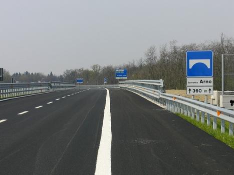 Viaduc Torrente Arno