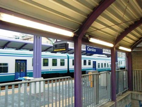 Bahnhof Corsico