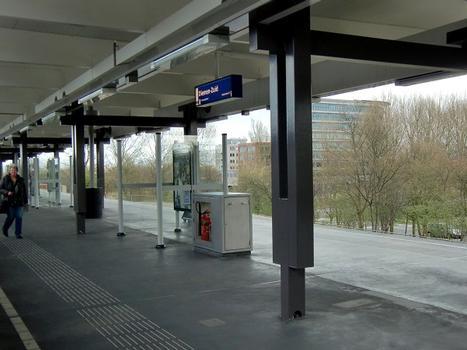 Bahnhof Diemen Zuid