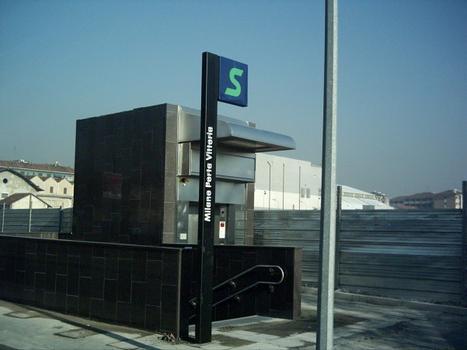 Milano P.ta Vittoria Station