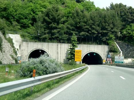 Tunnel du Col de Garde