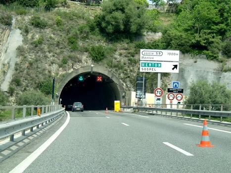 Tunnel de Sainte-Lucie