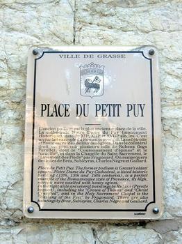 Ancienne Cathédrale Notre-Dame-du-Puy de Grasse