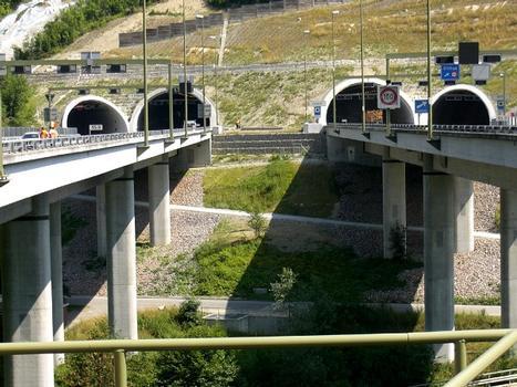 Tunnel de Ristet
