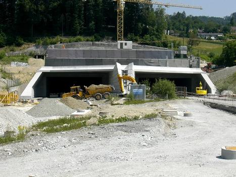 Tunnel d'Uetliberg