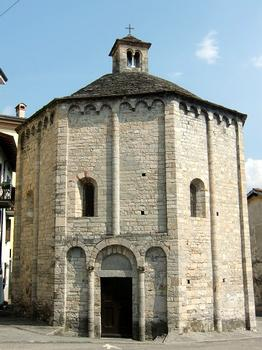 Baptisterium von Lenno
