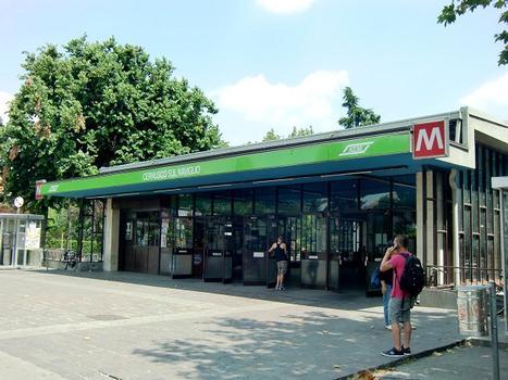Cernusco sul Naviglio Metro Station