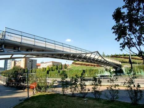 De Gasperi footbridge