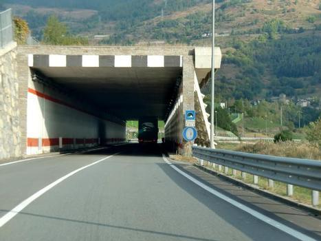 Tunnel d'Echevennoz