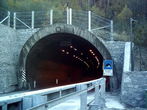 Valmaggiore-Bolladore northern portal