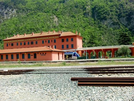 Bahnhof Breil-sur-Roya