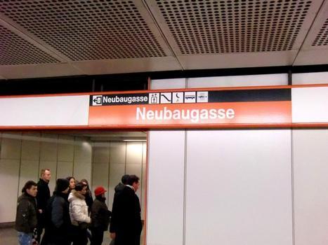 Station de métro Neubaugasse