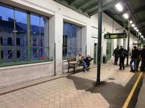 Station de métro Alser Straße