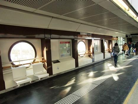 Station de métro Alterlaa