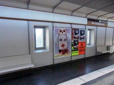 Station de métro Am Schöpfwerk