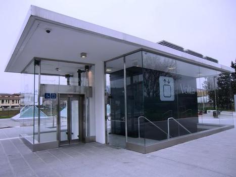 Station de métro Volta