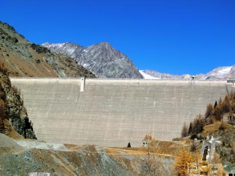 Barrage d'Alpe Gera