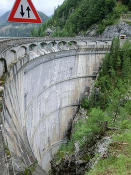 Barrage de Sauris