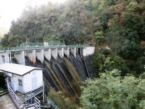Turrite Cava Dam