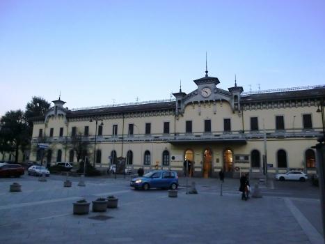 Bahnhof Domodossola RFI