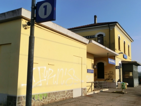 Gare de Dormelletto
