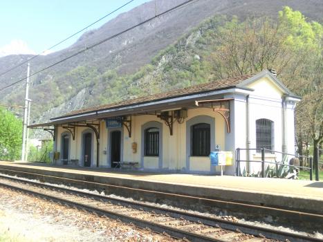 Bahnhof Dubino