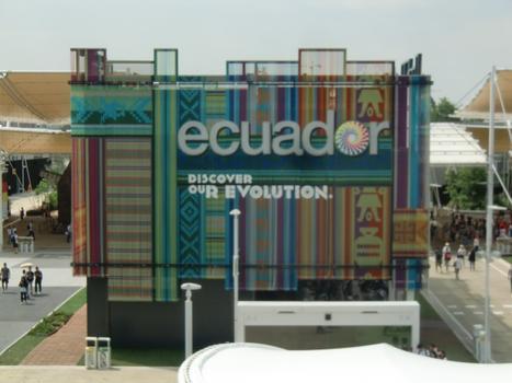 Ecuador Pavilion - Expo 2015