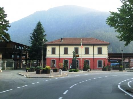 Bahnhof Edolo