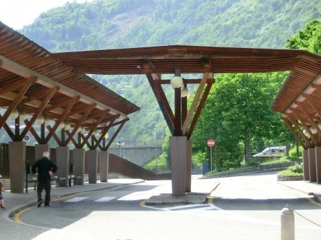 Gare d'Edolo