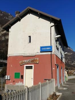 Erbanno-Angone Station