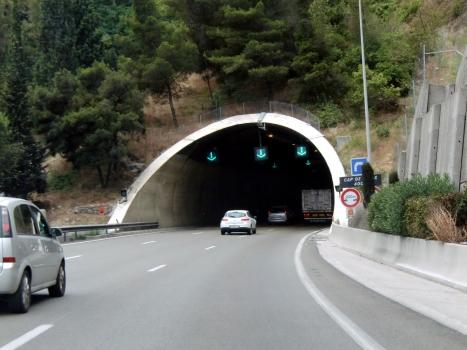 Tunnel de Cap de Croix