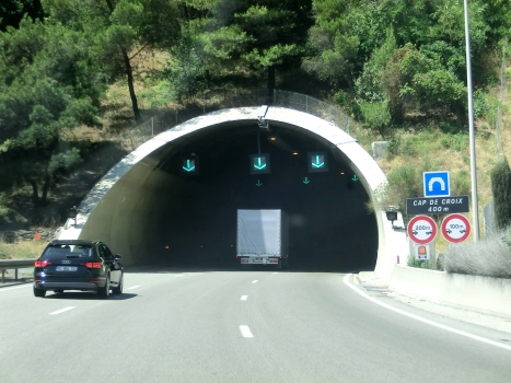 Tunnel de Cap de Croix eastern portal