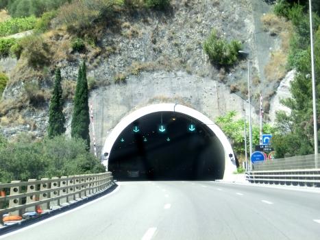 Tunnel de la Baume eastern portal