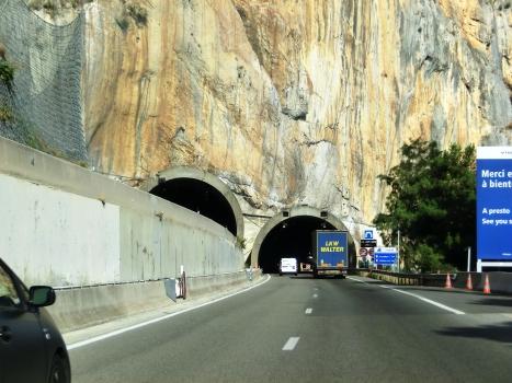 Tunnel de la Giraude / Cima Giralda