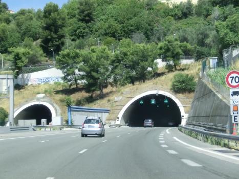 Tunnel de Las Planas