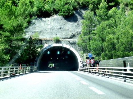 Tunnel du Rosti