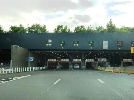 A86 West - Osttunnel